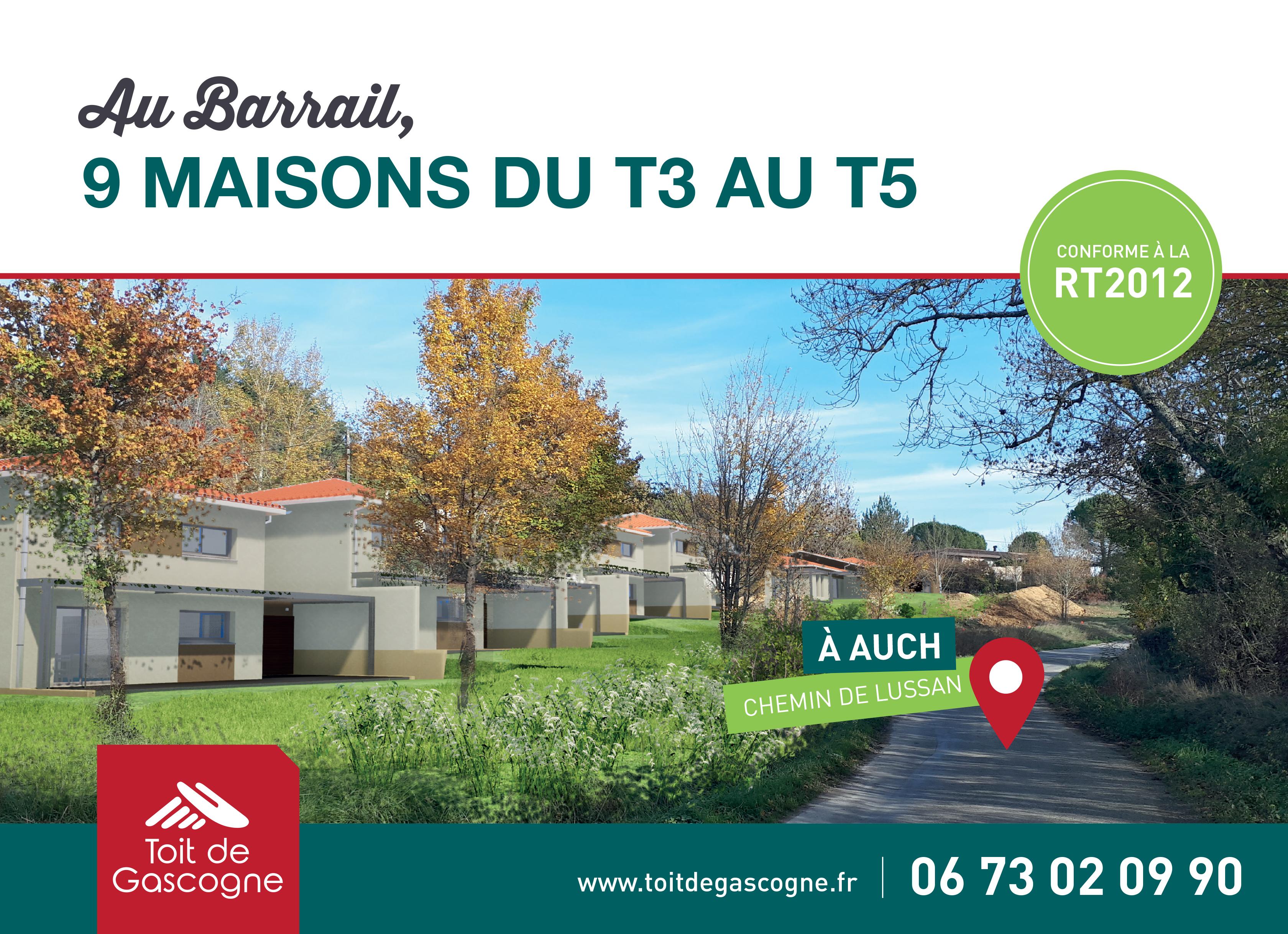 Pavillon T5 Duplex – AUCH