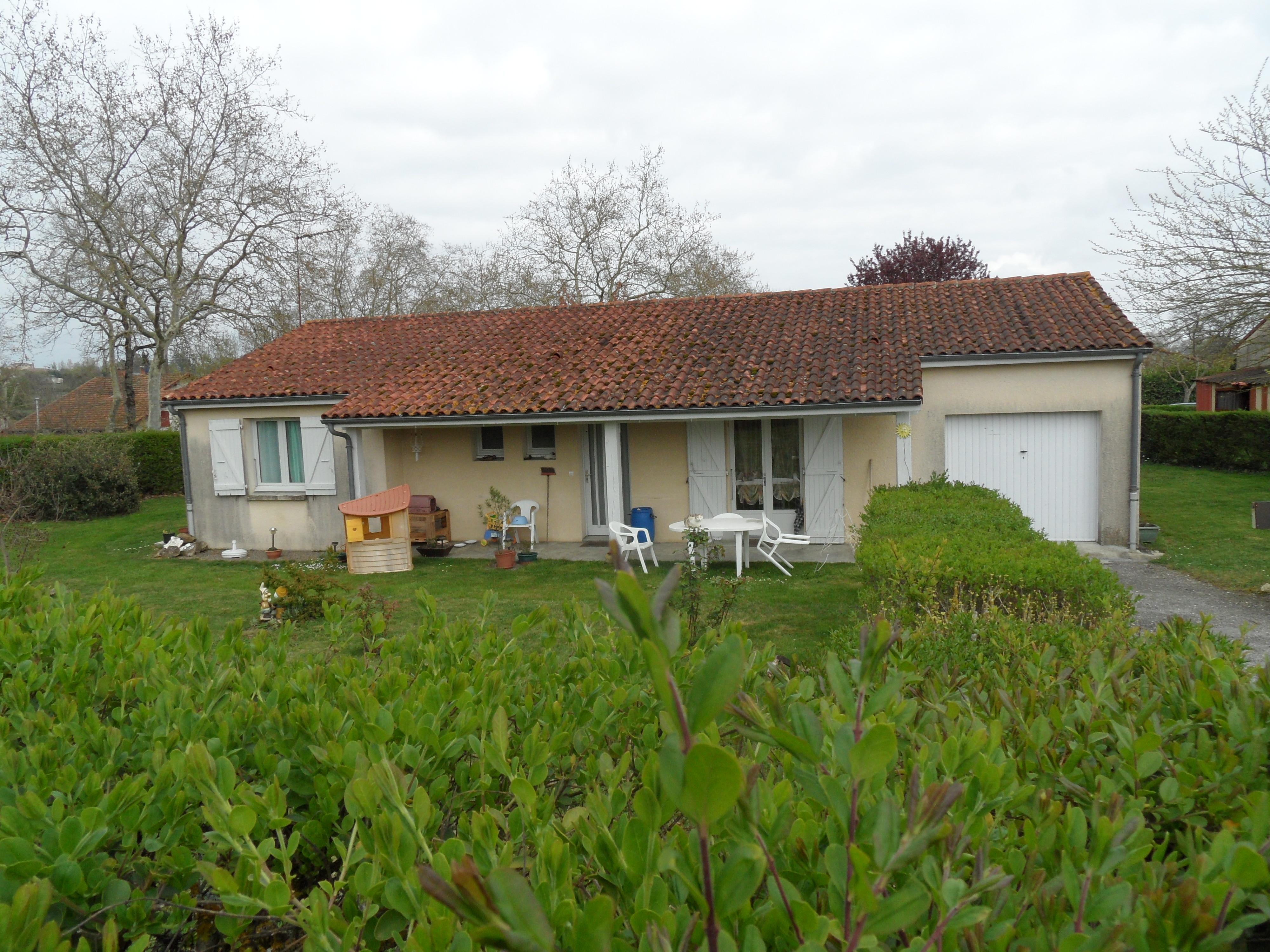 Maison T3 – LANNEPAX